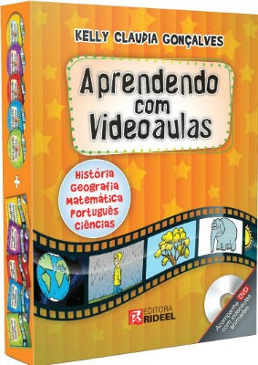 coleção aprendendo com 100 videoaulas 1° a 5° ano ensino fun