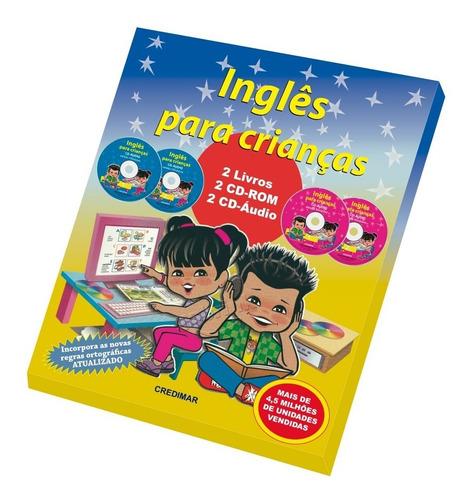 coleção aprendendo inglês atividades p/ crianças