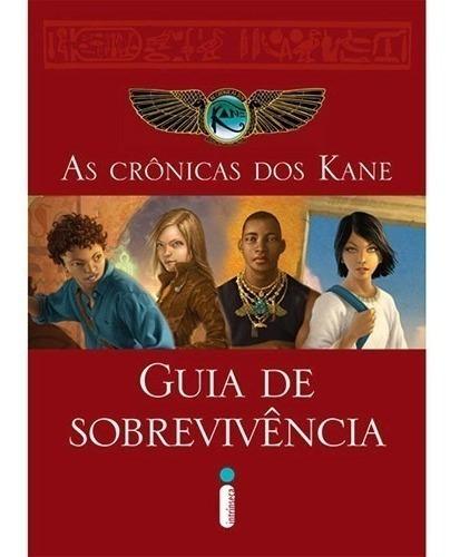 coleção as crônicas dos kane (4 livros)
