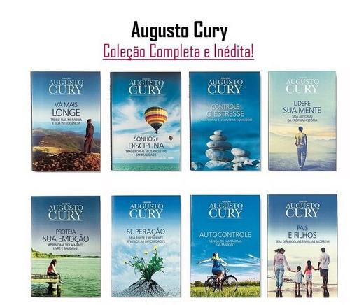 coleção augusto cury