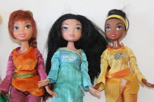 coleção bonecas tinker bell