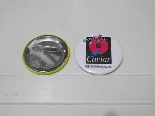 coleção botons - caviar - western digital