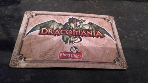 coleção cards - dracomania