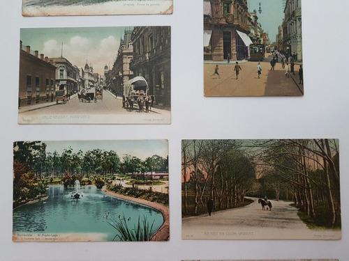 colecão cartões postais