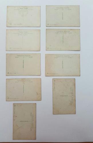 coleção cartões postais
