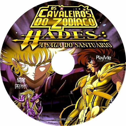 coleção cavaleiro dos zodíacos + filmes