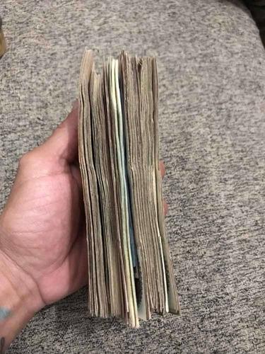 coleção cédulas moedas!