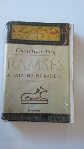 coleção christian jacq - ramsés