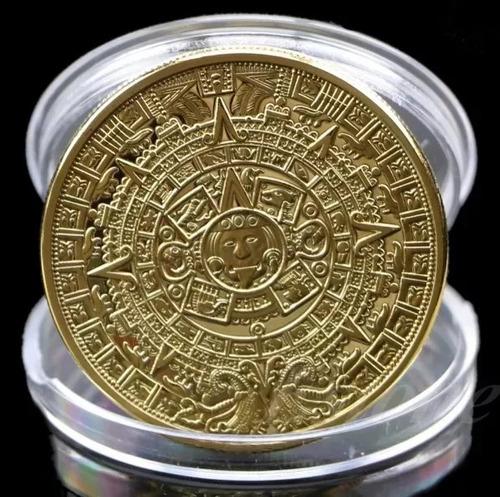 coleção com moedas