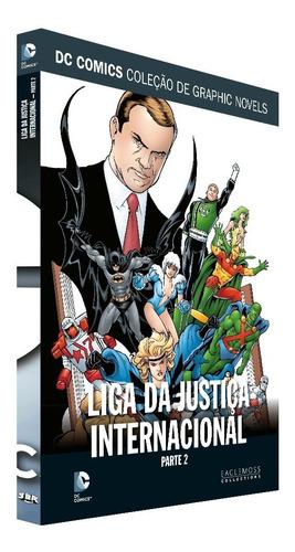 coleção comics liga justiça