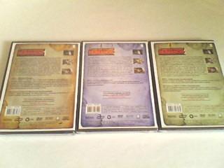coleção como nos tornamos humanos (box com 3 dvds)