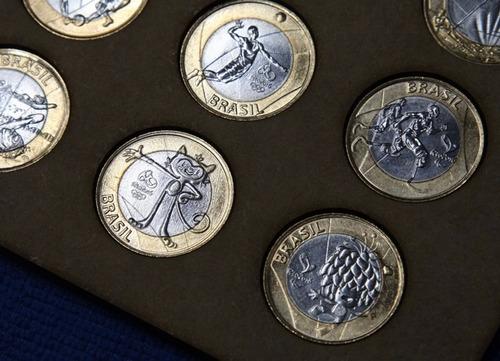coleção completa moedas olimpicas rio