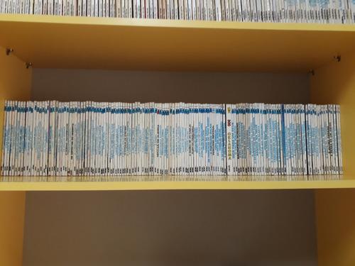 coleção completa tex do número 1 ao 588