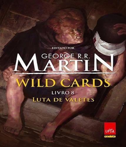 coleção completa wild cards - volumes 1 ao 8 - 8 livros