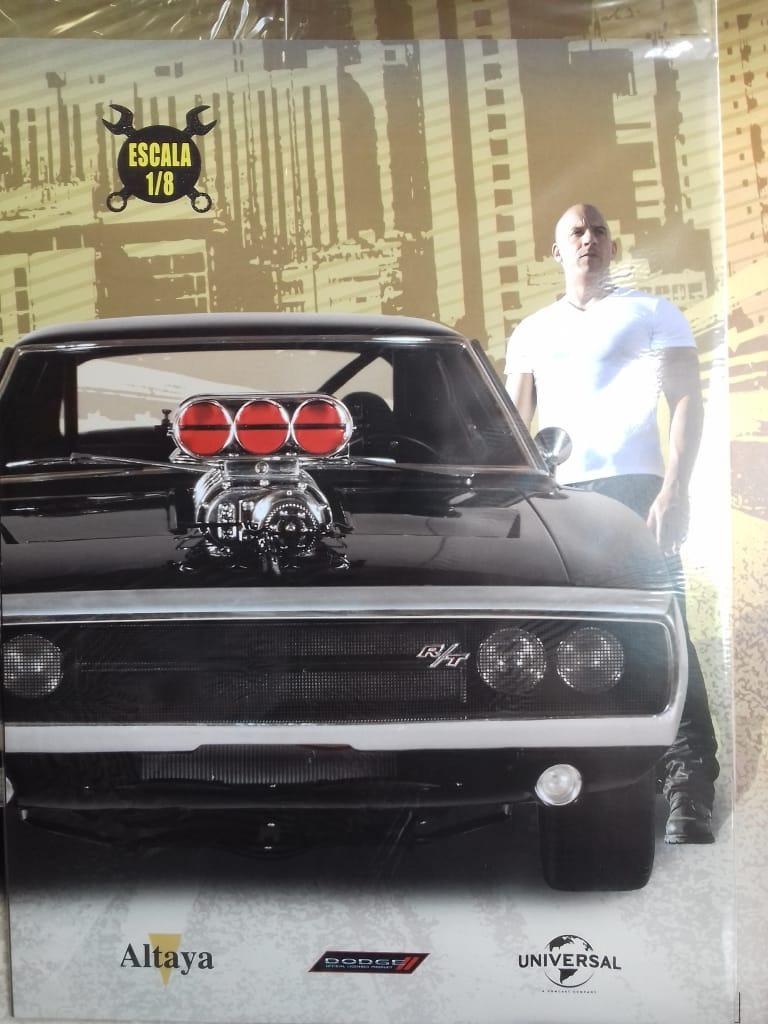 Colecao Construa O Dodge Charger Velozes E Furiosos 2 R 33 70
