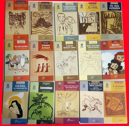 coleção cordel ilustrado