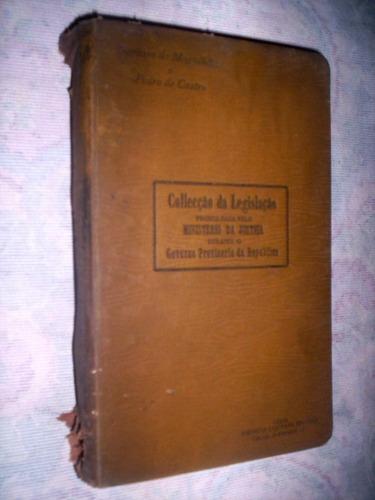 coleção da legislação governo provisório 1912