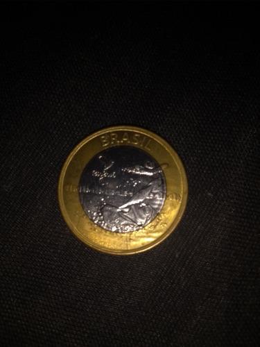 coleção das moeda