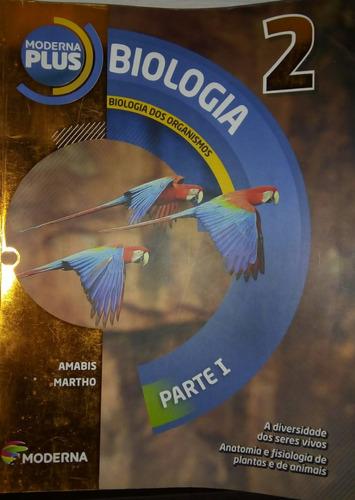 coleção de biologia amabis martho 2° ano do ensino médio