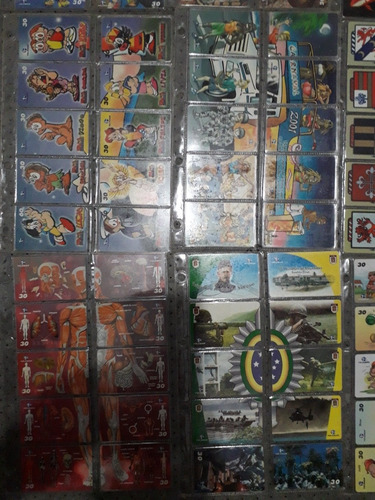 coleção de cartões de  telefone  da telemar da bahia.