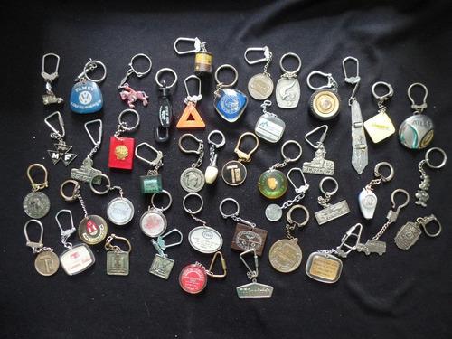 coleção de chaveiros - antigo - raridade - 150 unidades