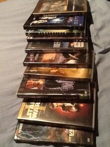 coleção de dvds - aventura 2