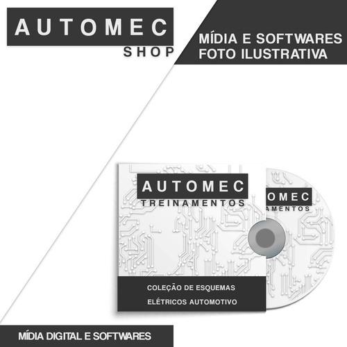 coleção de esquemas elétricos automotivo