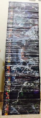 coleção de luxo graphic novels marvel - 1 a 60
