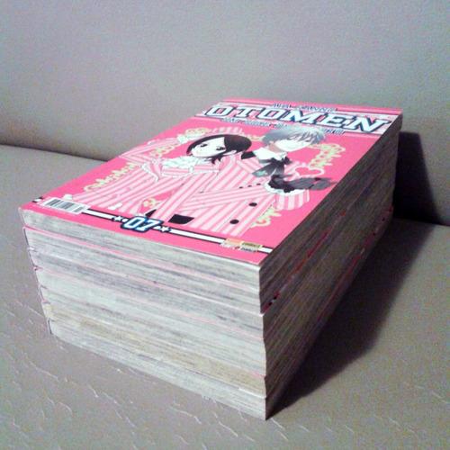 coleção de mangás: otomen 1-7 -shoujo (promoção!)
