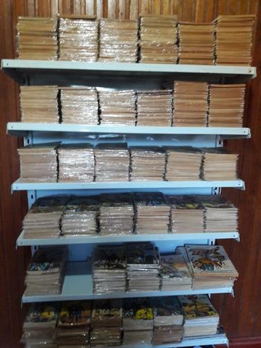 coleção de tex em ótimo estado da 1 e 2 edição