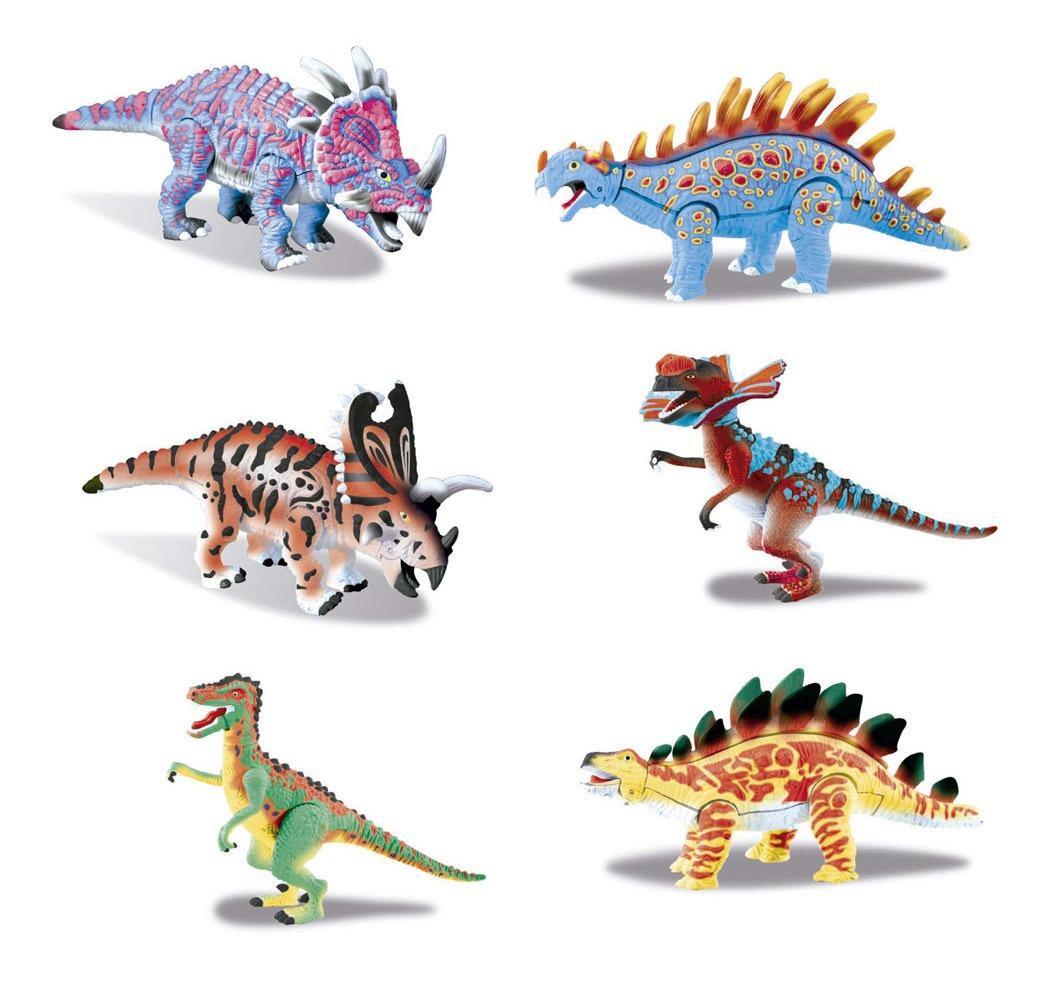 Colecao Dino Paint Dinossauro Com Tinta Para Colorir Zp001 R 23