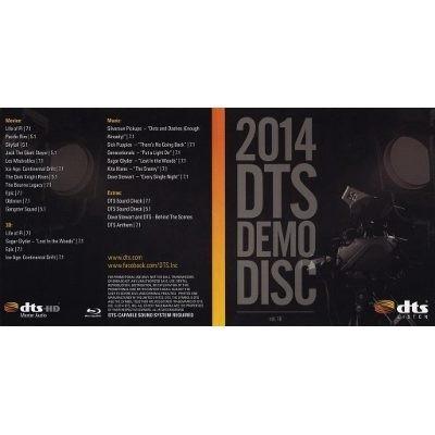 coleção dts blu-ray music hd com 21 volumes - teste seu ht