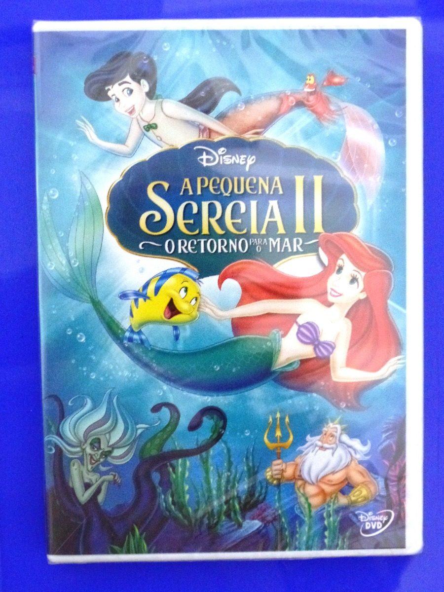 A Pequena Sereia A Historia De Ariel A Pequena Sereia Ii O Retorno Para O Mar