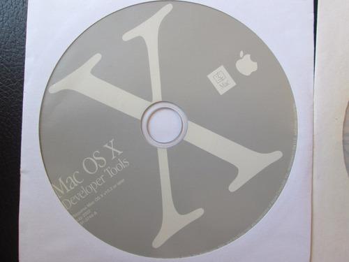 coleção dvds imac mac osx 10.1 puma colecionador originais