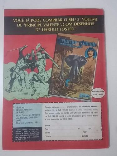 coleção epopéia tri nº57 - 1ª edição - ed ebal 1986
