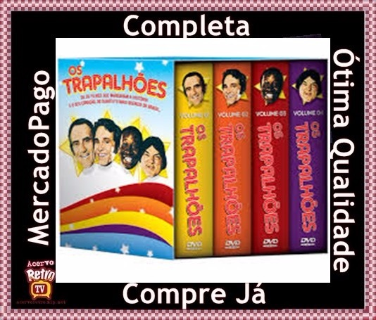 dvd dos trapalhoes gratis