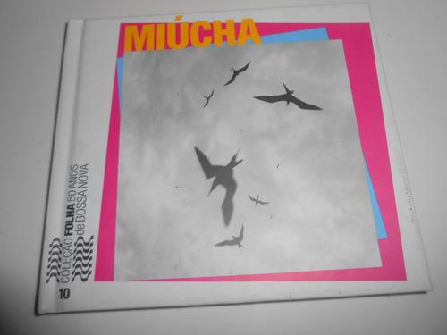 coleção folha 50 anos  nº 10  bossa nova  miucha