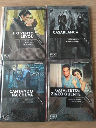coleção folha - clássicos do cinema - completa