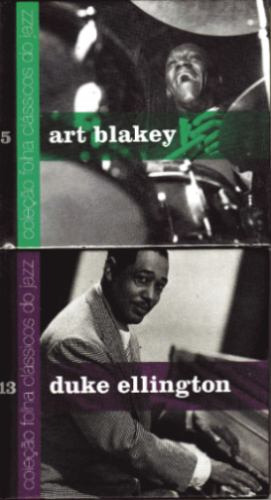 coleção folha - clássicos do jazz - originais pergunte antes