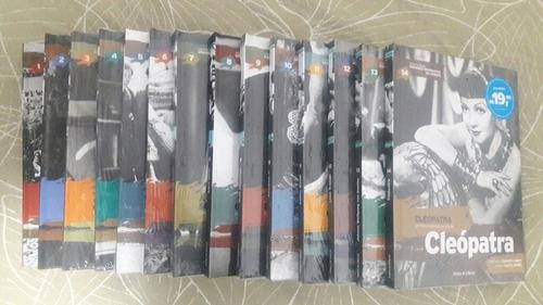 coleção folha grandes biografias do cinema (lacradas)