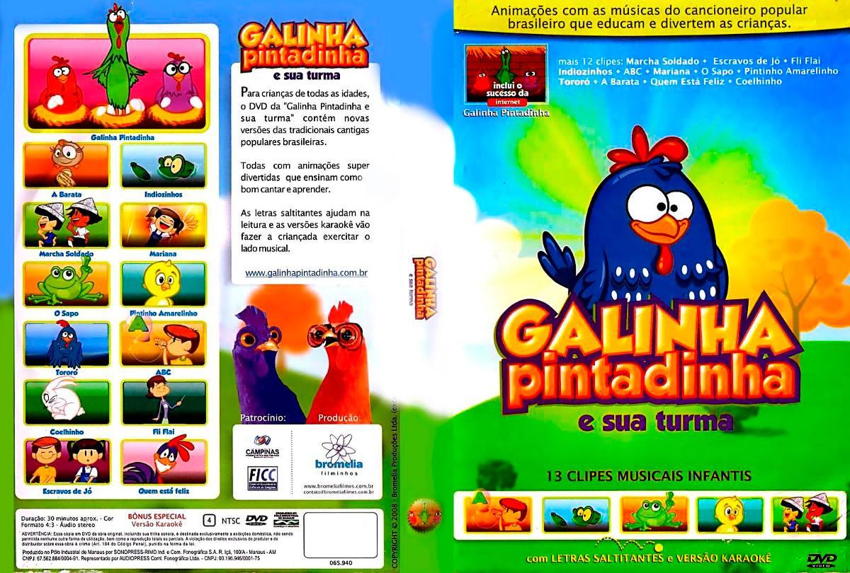PARA MAMÃE - DVD Galinha Pintadinha 4 - OFICIAL.mp3 ...