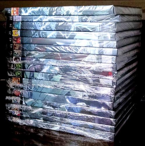 coleção graphic novels marvel - salvar -