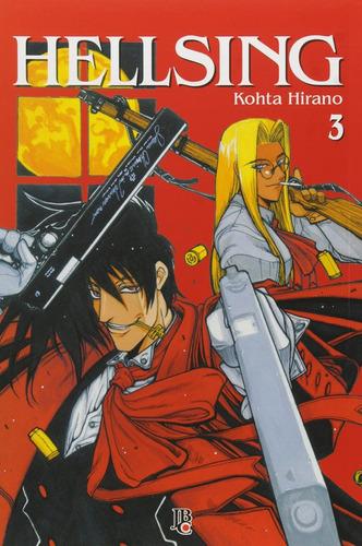 coleção hellsing - 10 volumes - completa, nova e lacrada!!
