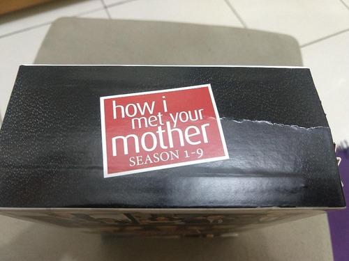 coleção how i met your mother original - português