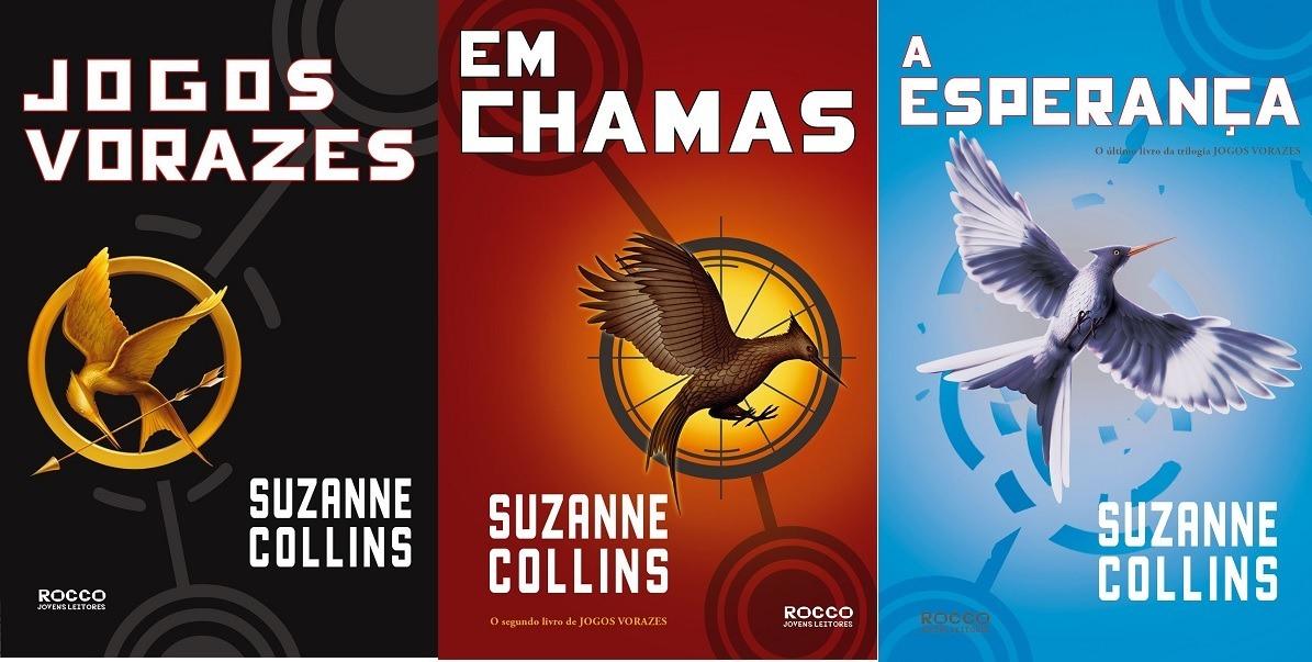 gratis livros da serie jogos vorazes