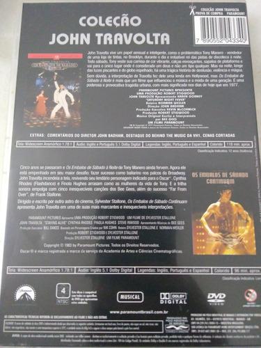 coleção john travolta dvd