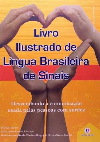 coleção língua brasileira de sinais + alfabeto móvel