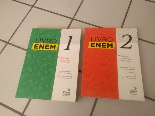 coleção livro eleva -enem