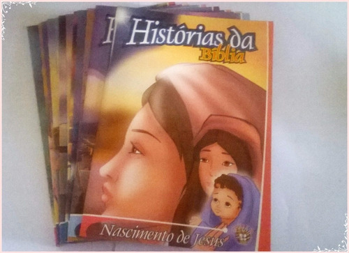 coleção livros p/ crianças, histórias da bíblia, torá kids