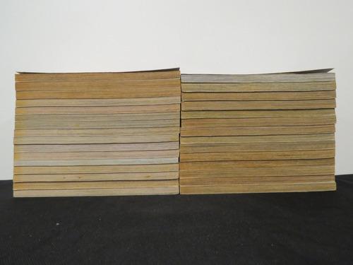 coleção mangá hunter x hunter 1 ao 33 faltando apenas 3 vols